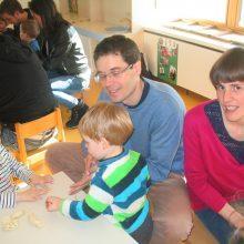 IMG 6232 220x220 - Pomladansko druženje skupine Mravljice s starši