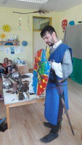 3 169x300 - Obisk dveh vitezov