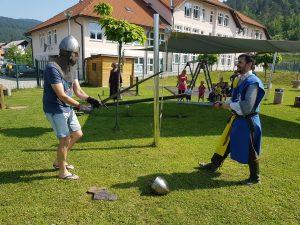 5 300x225 - Obisk dveh vitezov