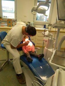 IMAG2784 225x300 - Račke na obisku pri zobozdravniku